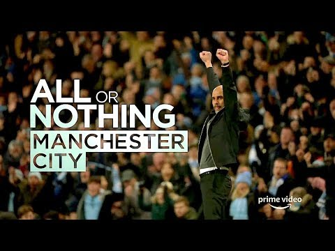 All or Nothing Manchester City Amazon Prime Trailer