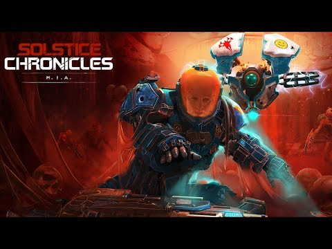 Solstice Chronicle: MIA - [Live Gamers Addict] - [Pc] - [Fr]