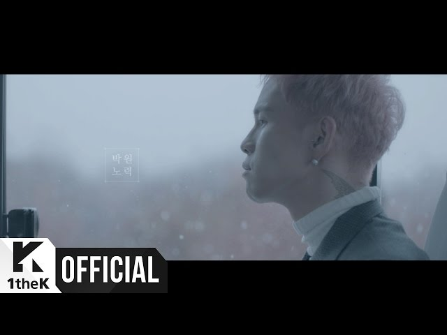 [MV] PARK WON(박원) _ Try(노력)