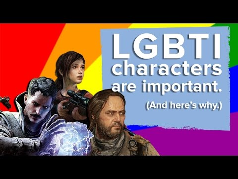 LGBTI characters in games are important
