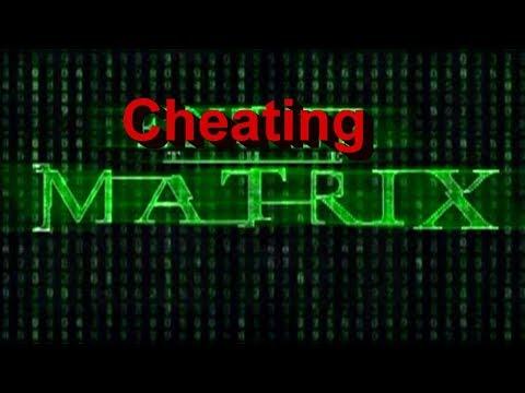 Enter The Matrix All Cheats Gameplay PS2