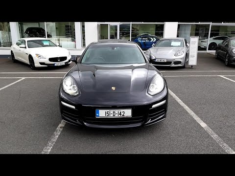 151D142 - 2015 Porsche Panamera 3.0 Diesel 73,995