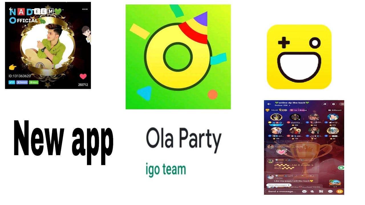 Ola party new app