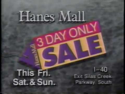 Hanes Mall Ad (1992)