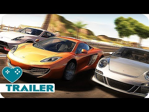 GEAR.CLUB UNLIMITED Trailer (2017) Nintendo Switch Racing Game