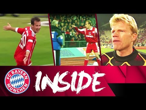 Derby Time! Wenn der FC Bayern auf den TSV 1860 trifft...   Inside FC Bayern