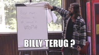 Billy terug in Utopia? - UTOPIA (NL) 2016