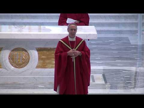 Homily - Bishop Luis Rafael Zarama For Good Friday