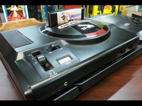 Classic Game Room - SEGA CD MODEL 2 to GENESIS 1 EXTENDER review thumbnail