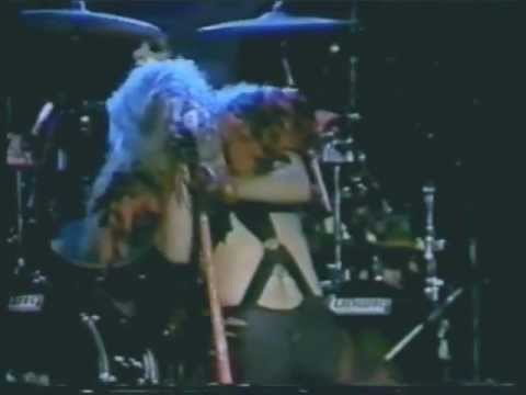 Twisted Sister - New Zealand 1985 (Full Concert)