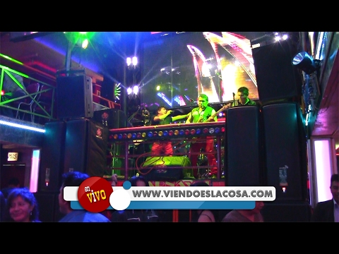 GRUPO TRIPLE X - Ámame - En Vivo - WWW.VIENDOESLACOSA.COM - Cumbia 2017
