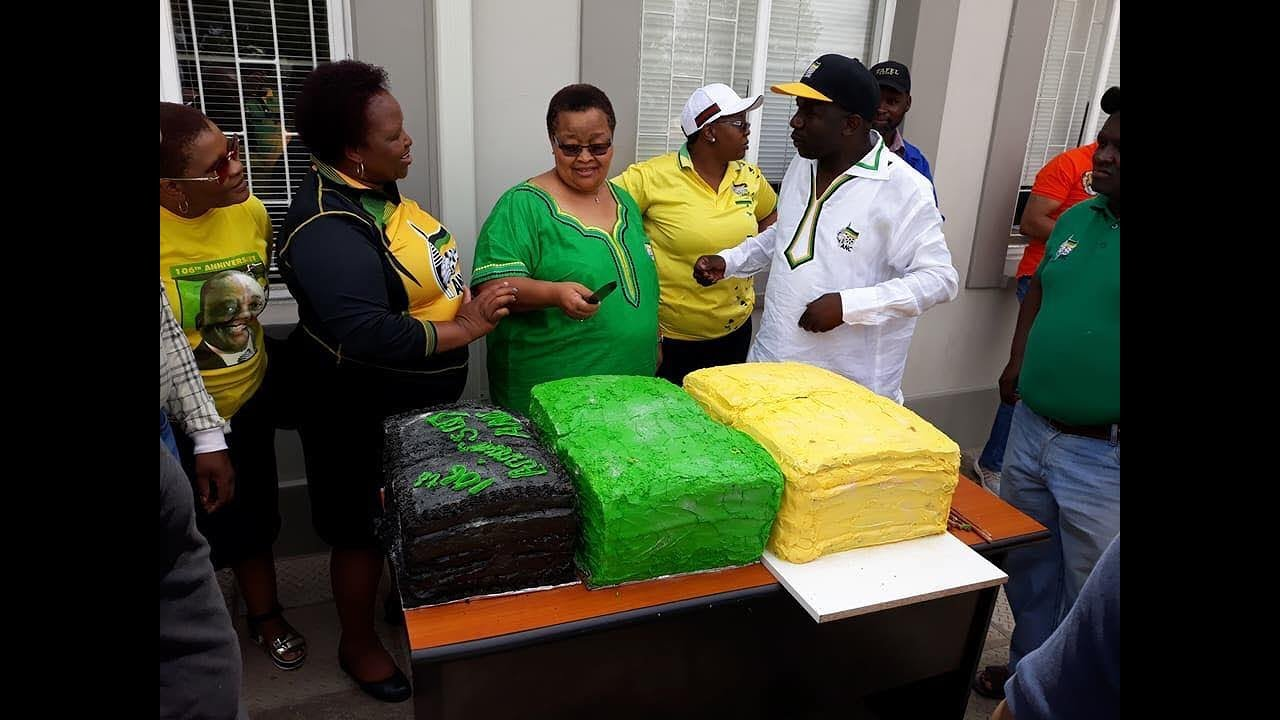 The ANC's embarrassing cakes