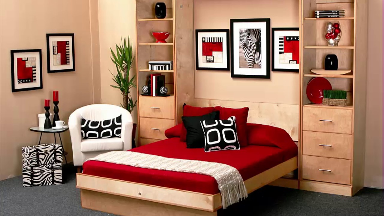 Ikea Murphy Bed Youtube
