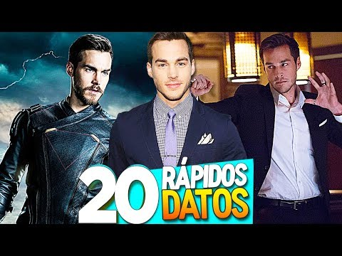 20 CURIOSIDADES de CHRIS WOOD SUPERGIRLTVD