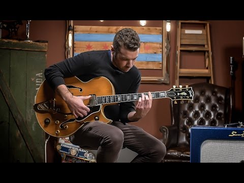 Gibson Byrdland Natural 1963 | CME Vintage Guitar Demo