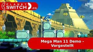 Mega Man 11 Demo (Switch) - Vorgestellt