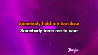Karaoke, Being Alive - Company