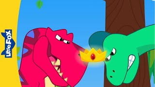 영어동요 | 공룡동요 | 티라노사우루스와 브라키오사우루…