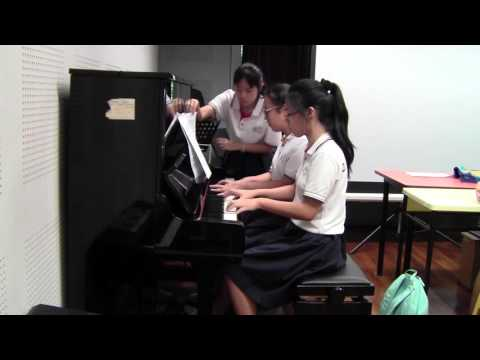 Johannes Brahms - Hungarian Dance No. 1 (Jene and Sonja) - Music Elective Programme Examination 2015 Mp3
