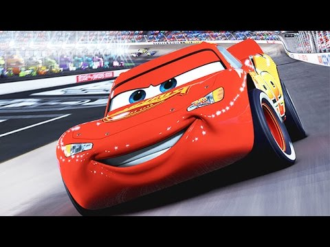 Cars 2 1080p Hd Lightning Mcqueen Cars Cartoon Gameplay Compilation