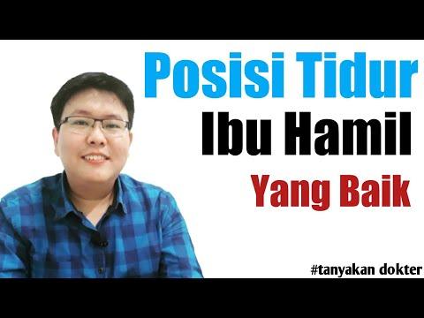POSISI TIDUR IBU HAMIL YANG BAIK - TANYAKAN DOKTER - Dr. Jeffry Kristiawan