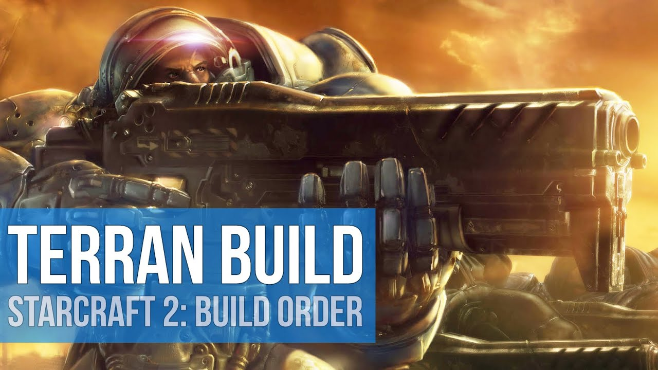 Starcraft  Guide Terran Build Order