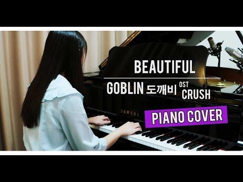 Goblin (도깨비) OST Crush 'Beautiful' [PIANO COVER]