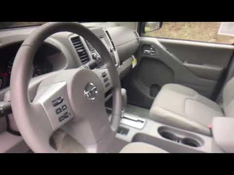 2018 Nissan Frontier Bristol TN, Bristol VA, Johnson City, Abington, Kingsport, TN 235902