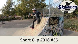 How To Start Skating At The Skate Park — Short Clip 2018#35