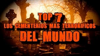 Video Los 7 cementerios más terroríficos del mundo | DrossRotzank download MP3, 3GP, MP4, WEBM, AVI, FLV November 2017