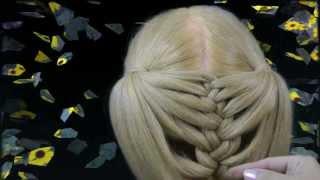 видео Инструкция к применению: пять способов плетения кос