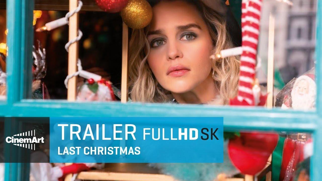 Last Christmas  (2019) oficiálny HD trailer [SK TIT]