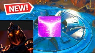 SECRET BUNKER GATEWAY *ACTIVATING* In Loot Lake New Event In Fortnite