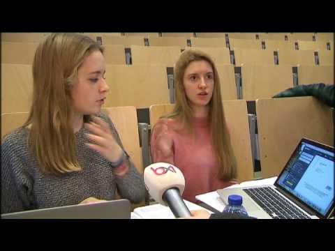 Apparition à l'Université libre de Bruxelles du syllabus électronique.