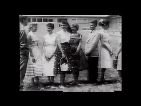 School Dress Code 1950s - Hilarious