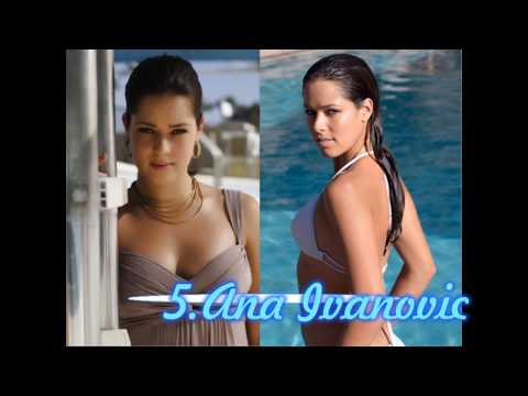 Top 10 Most Beautiful  Hottest Female Athletes in world Sexiest Athletes