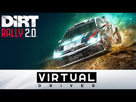 Probando Dirt Rally 2.0 Thrustmaster Mod Sparco