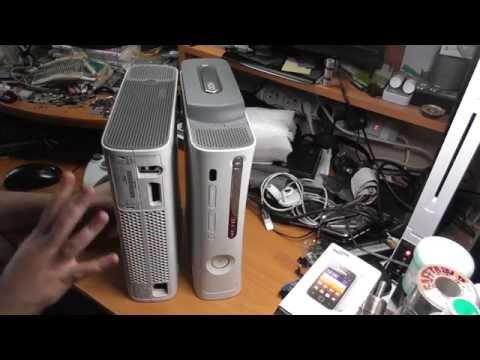 Xbox 360 Premium Day 1 - 10 ans déjà ! - Démontage