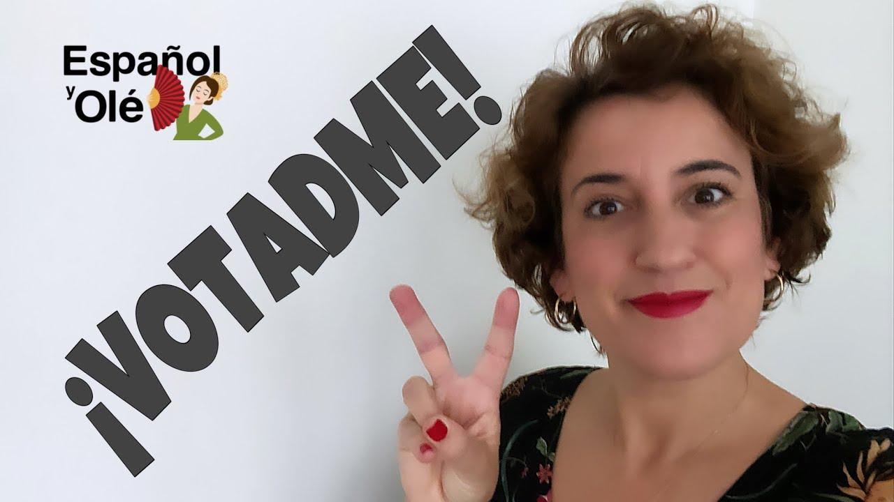 ✌ VOCABULARIO en español sobre LAS ELECCIONES.✔ Aprender español con momentos históricos. Spanish.