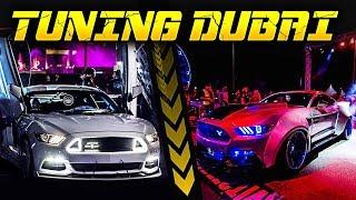AUTO TUNING AMERICANO EN DUBAI