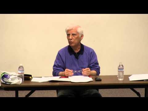 """Semiotics of Iranian Myths"" with Bahram Beyzaie, Part I"