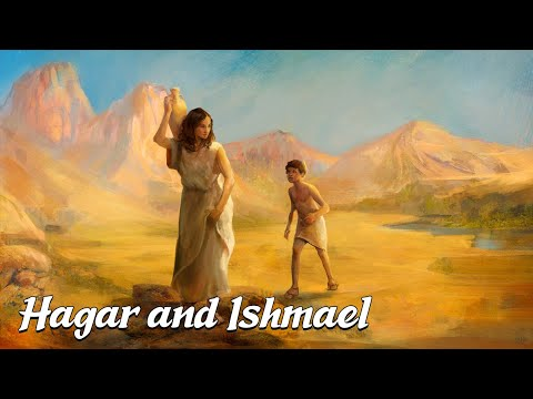 Hagar and Ishmael (Biblical Stories Explained)