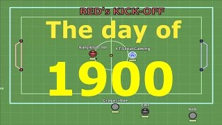 The Day of 1900! Myball.io