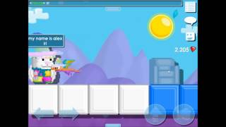 Growtopia My Name Is Fayce