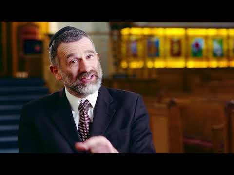 A Day In The Life Of A Jewish Rabbi