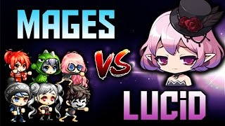 Reboot: Super Mage Party vs Lucid