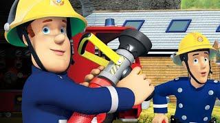 Sam le Pompier en français 🚒Le Travail d'équipe 🔥 Sam à la rescousse