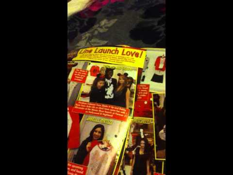 Vintage Popstar Magazine With JB, Cody Simpson, Selena Gomez for Trade