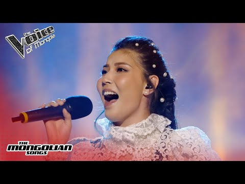 "Oyu.B - ""Буцааж нэхэхгүй хайр"" | The Quarter Final | The Voice Of Mongolia 2020"