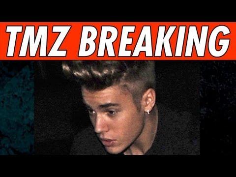 Justin Bieber -- Drugs Found in Tour Bus Raid! | TMZ